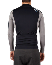 Rip Curl Wave L'S UV Rashguard Black