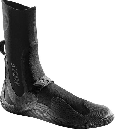 Xcel Boots Axis Round Toe 7mm Black