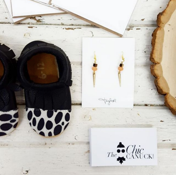 the chic canuck pop up toronto designers market