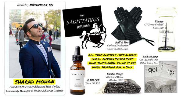 sagittarius gift ideas guide