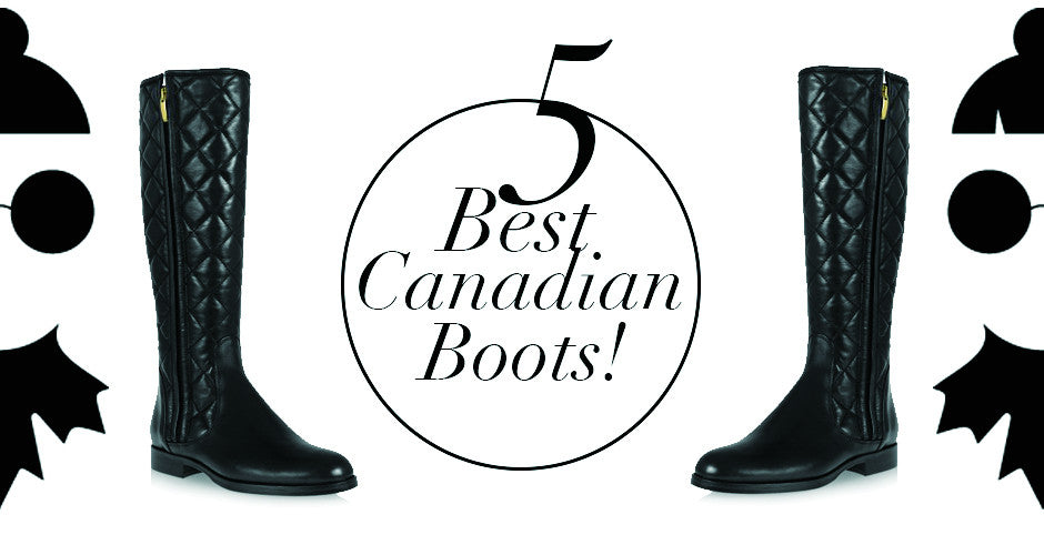 best canadian boots