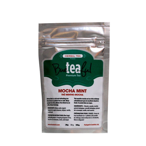 Bueteaful Tea - Mocha Mint Tea