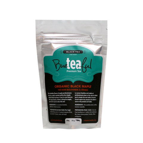 Bueteaful Tea - Organic Black Maple Tea