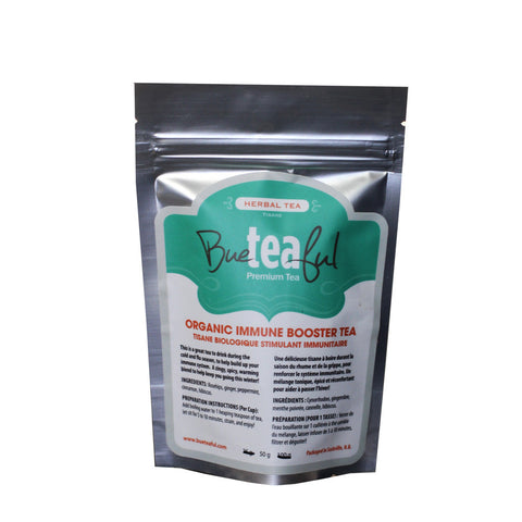 Bueteaful Tea - Organic Immune Booster Tea