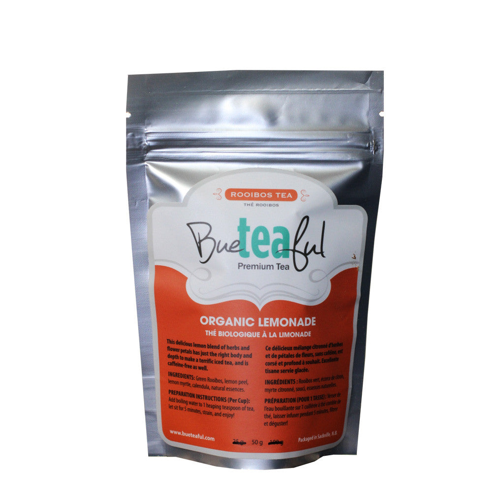 Bueteaful Tea - Organic Rooibos Lemonade Tea