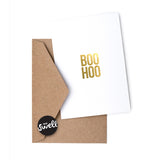 Swell Made - Boo Hoo Greeting Card