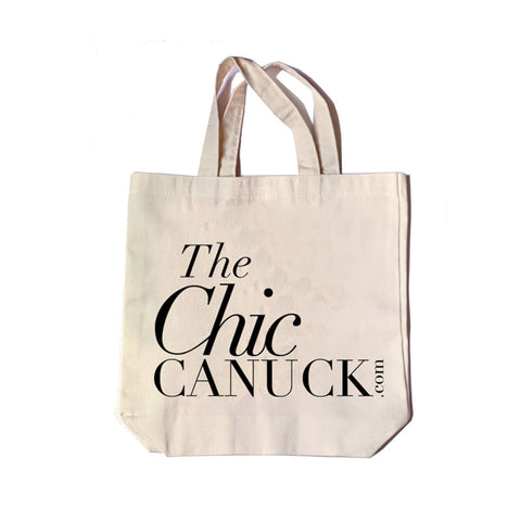 The Chic Canuck Tote Bag