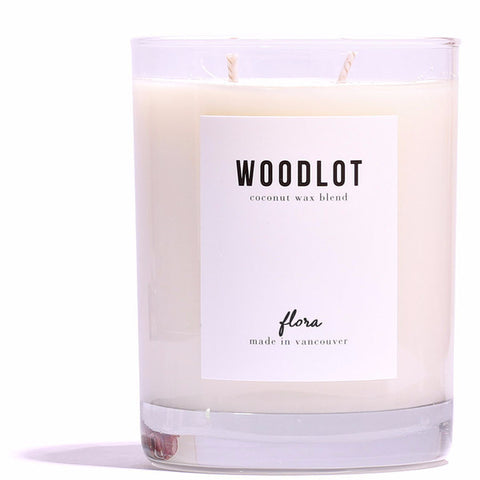 Woodlot - Flora Candle