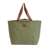 PAPER By Kollab Shopper Tote Olive