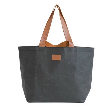 PAPER By Kollab Shopper Tote Coal