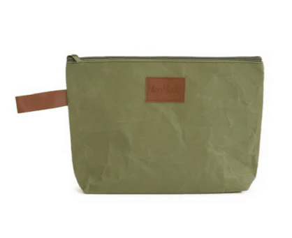 PAPER By Kollab Clutch Olive