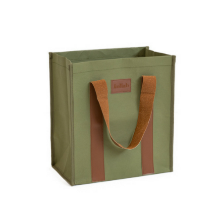 PAPER by Kollab Market Bag Olive
