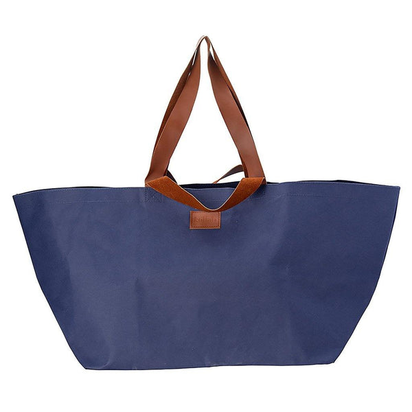 PAPER By Kollab Beach Bag Blue-NEW!