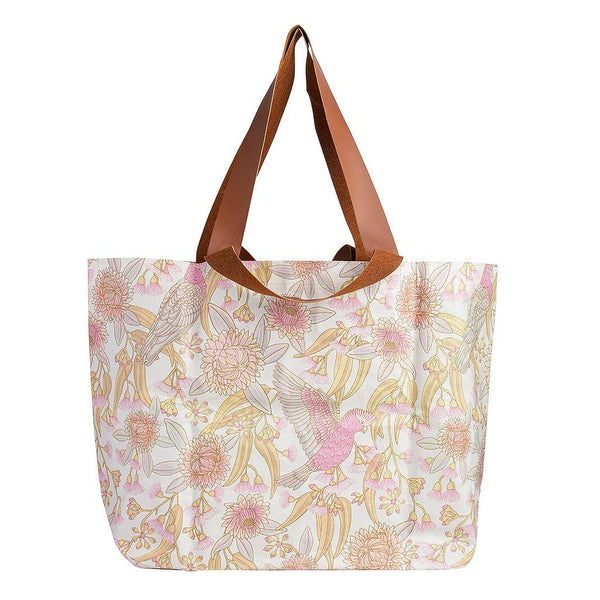 Shopper Tote Galah Floral - NEW!