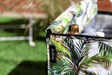 Cooler Bag Green Palm - BACK IN STOCK!