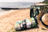 Picnic Mat Green Palm **PRE ORDER - OCTOBER DELIVERY**