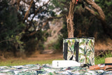 Picnic Mat Green Palm - IN STOCK NOW!