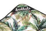 Picnic Mat Green Palm