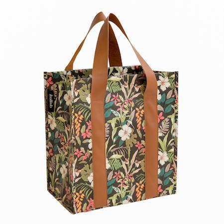 Market Bag Hibiscus - NEW!