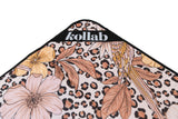 Picnic Mat Leopard Floral; Back in Stock!