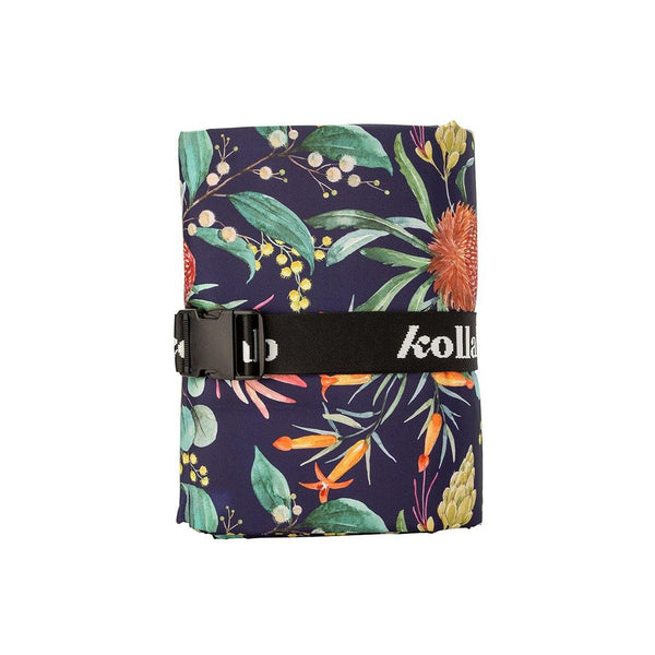 Mini Mat Native Floral - perfect to share with someone special! - kollabsupply