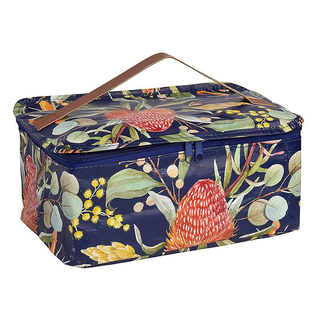 Toiletry Stash Bag Native Floral - NEW!