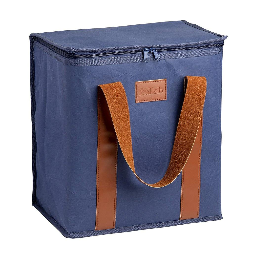PAPER by Kollab Cooler Bag Blue - NEW!