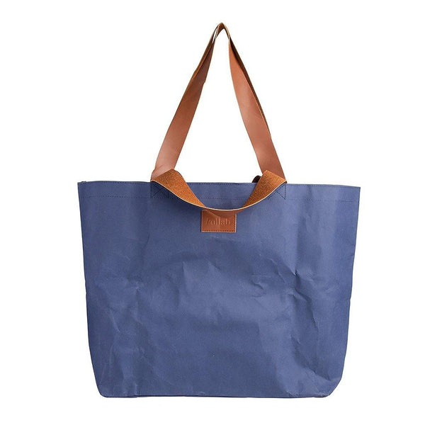 PAPER By Kollab Shopper Tote Blue - NEW!