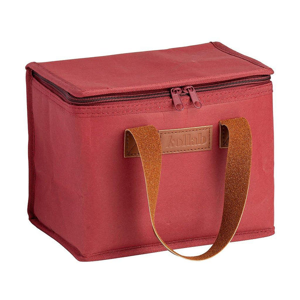 PAPER by Kollab Lunch Box Burgundy - NEW!