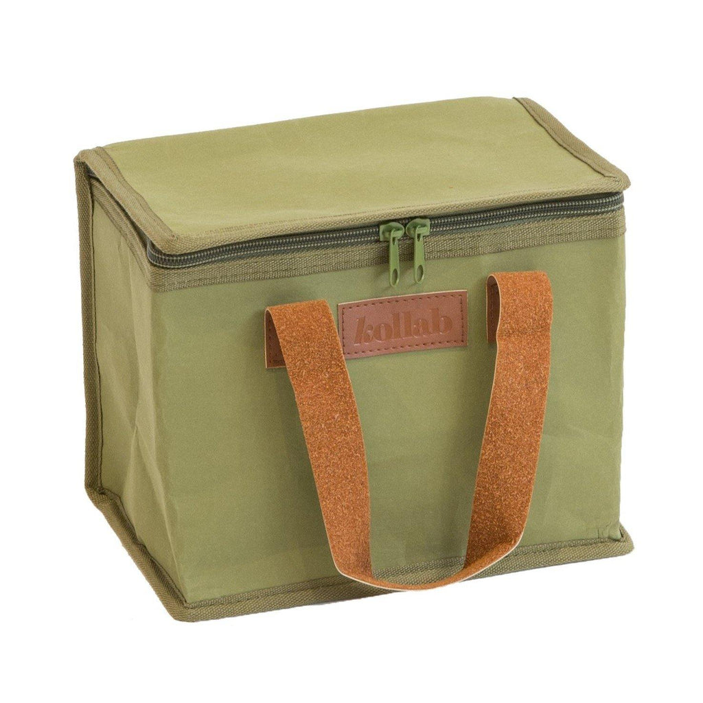 PAPER by Kollab Lunch Box Olive