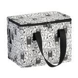Lunch Box Sloth Black + White - NEW!