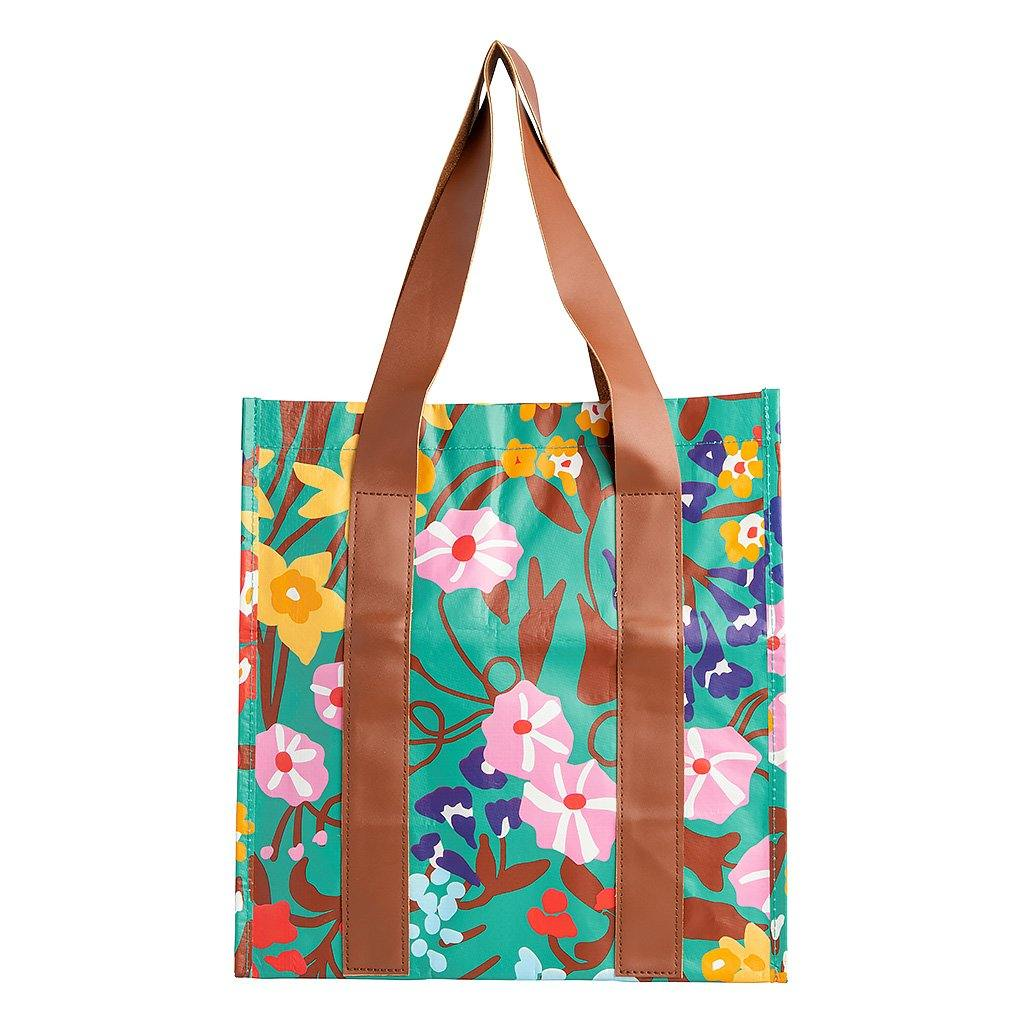 Market Bag Spring Garden - NEW!