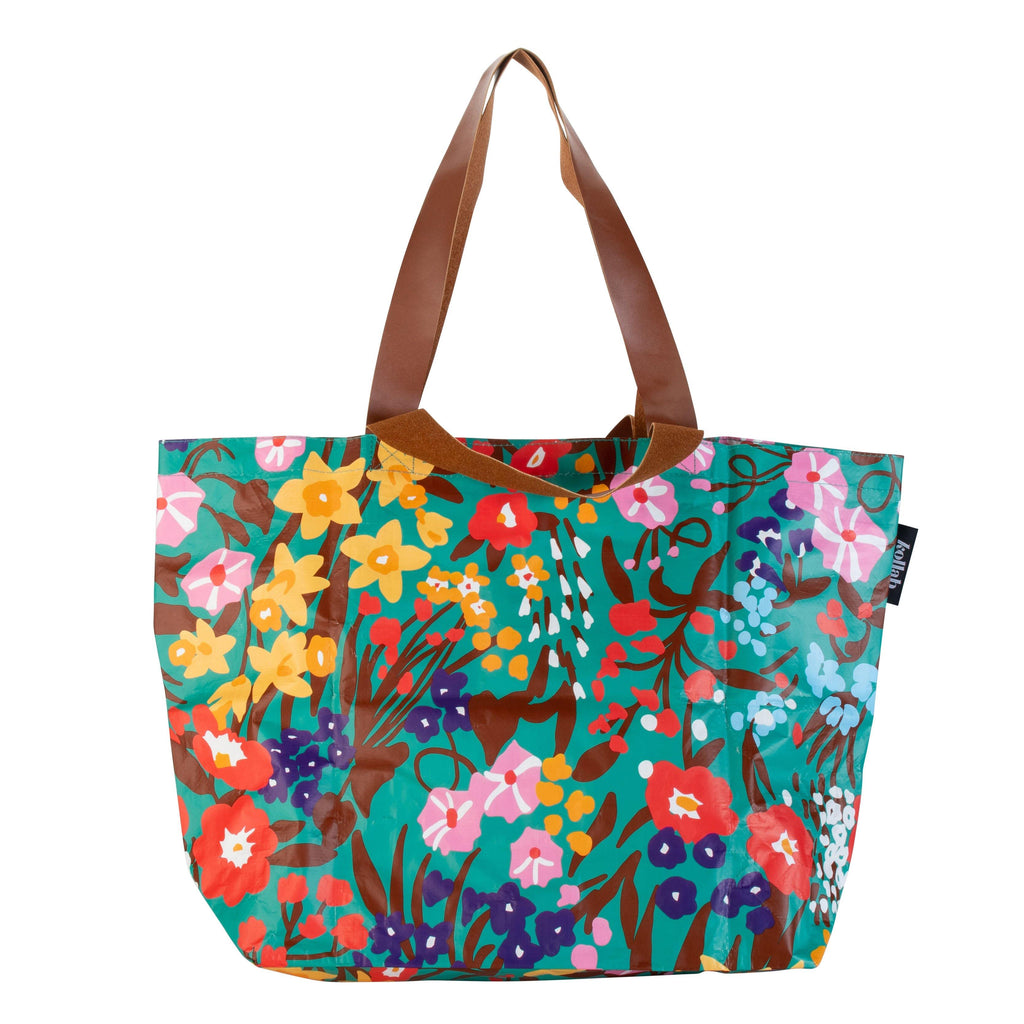 Shopper Tote Spring Garden-NEW!