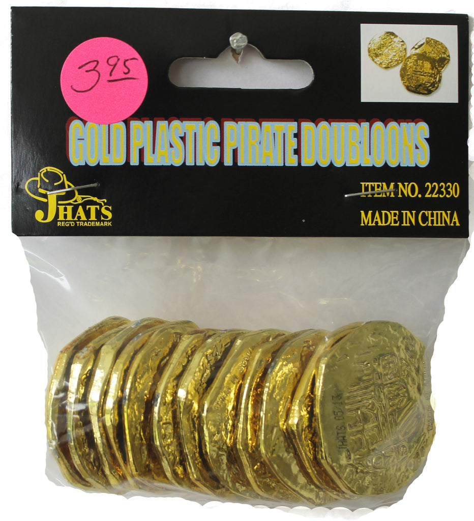 Item #: 106 - Gold Doubloons