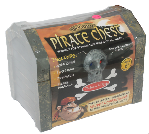 Item #: 112- -Pirate Chest
