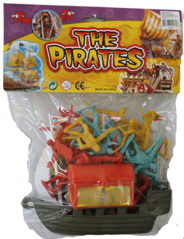 Item #: 116 - Pirate Play Set