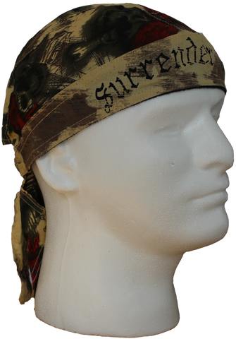 Item #: 501 - Bandana, Surrender Your Booty