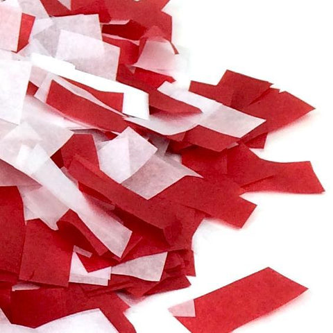 Times Square Confetti & Kabuki Confetti Tissue Bulk SlowFall Confetti - Custom Color Mixes