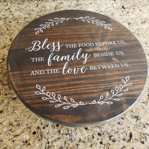 Personalized Quote Wooden Signage
