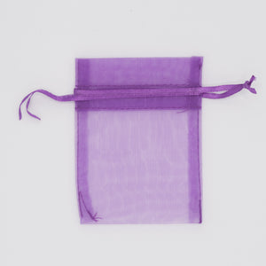 Organza Bag & Custom Tag - Stopper Add-on - Choose your bag color