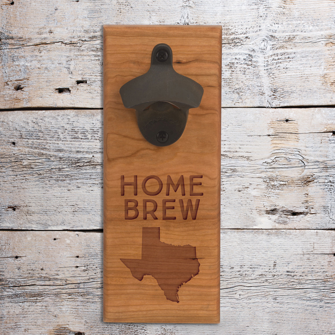 Home Brew Wall Bottle Opener