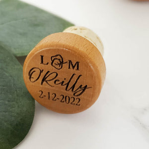 Wine Stopper Wedding Favors