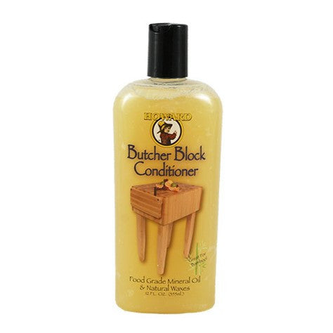Howard Butcher Block Conditioner - Personalized Gallery