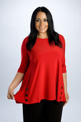 Modern Red Tunic