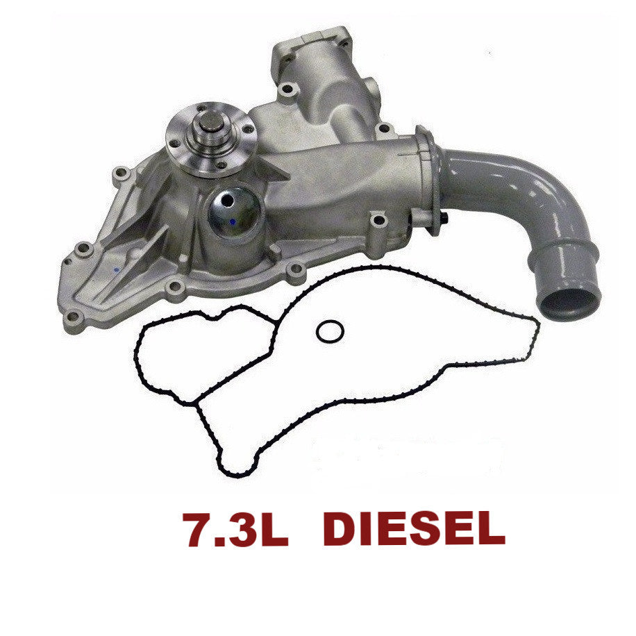 Water Pump 7.3L Diesel Turbo (125-5930)