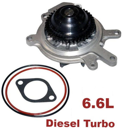 Water Pump 6.6L Diesel Turbo (130-2030)