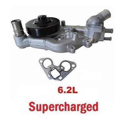 Water Pump 6.2L Supercharged (130-2150)