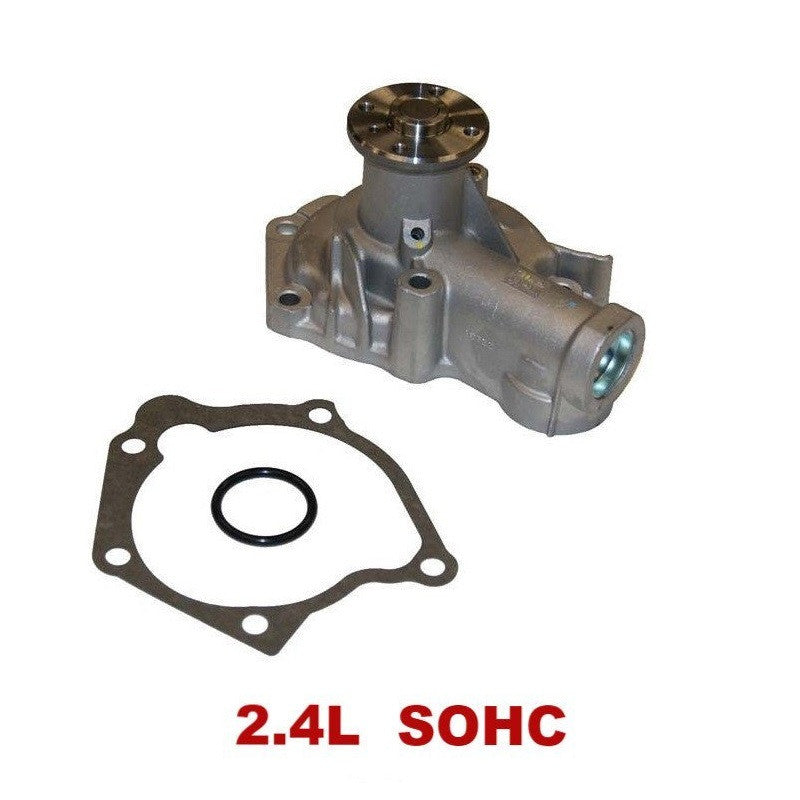 Water Pump 2.4L SOHC (148-2330)
