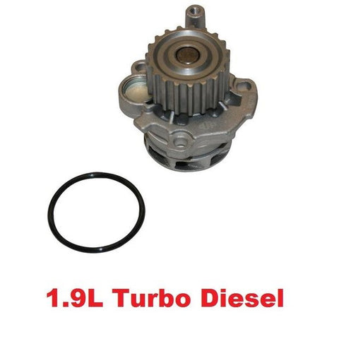 Water Pump 1.9L Turbo Diesel (180-2200)