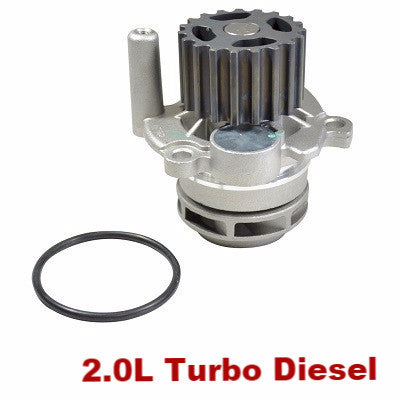 Water Pump 2.0L Turbo Diesel (180-2310)